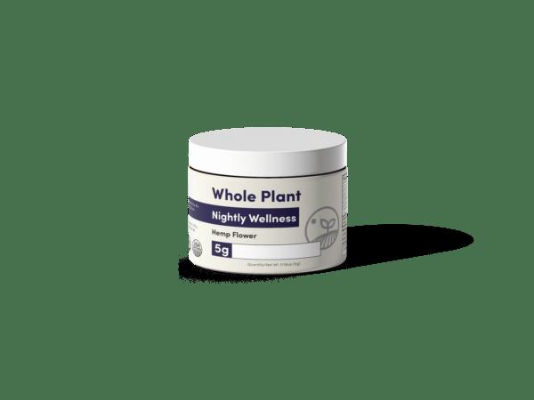 Nightly Wellness Flower Jar