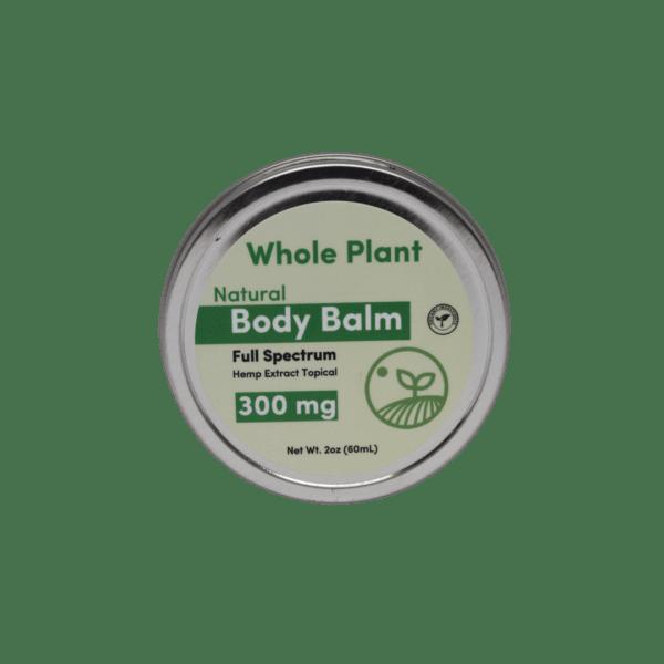 300mg BodyBalm Cutout